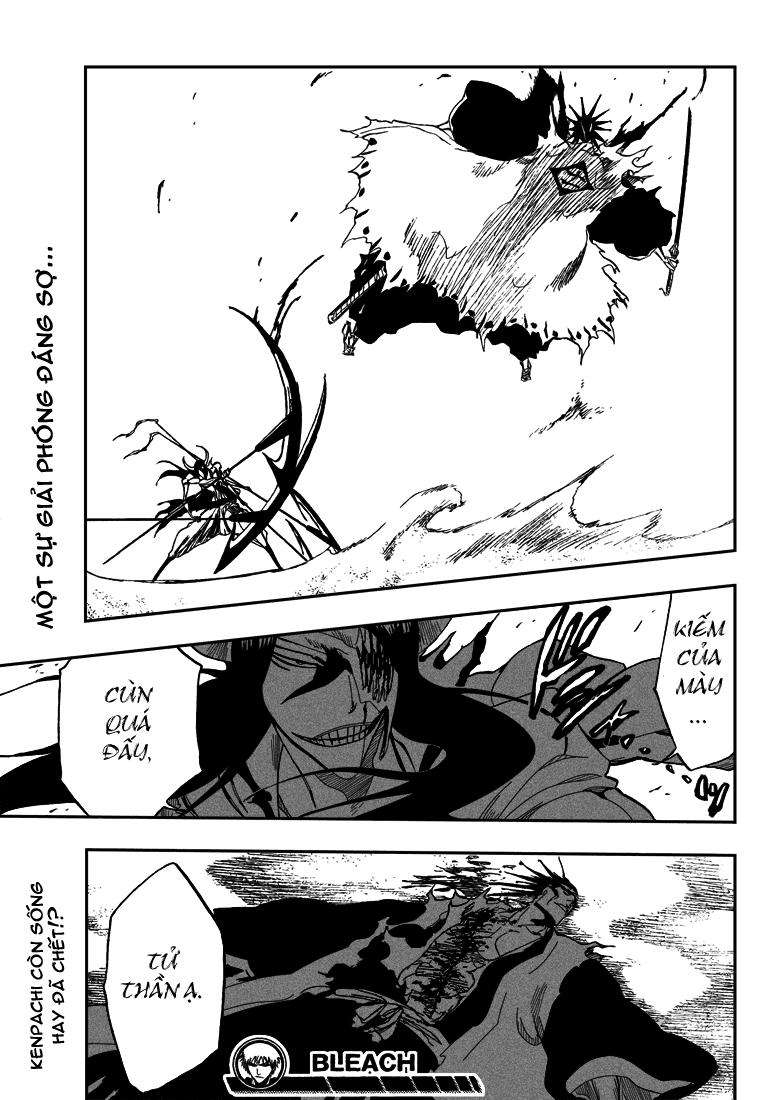 Bleach chapter 309 trang 20