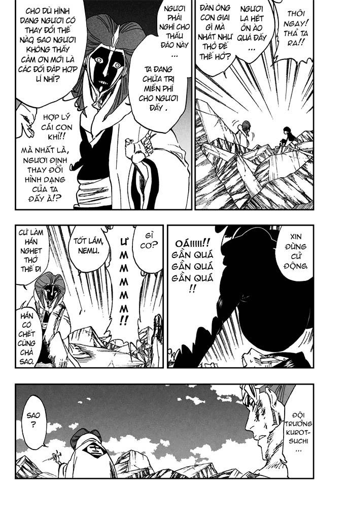 Bleach chapter 307 trang 7
