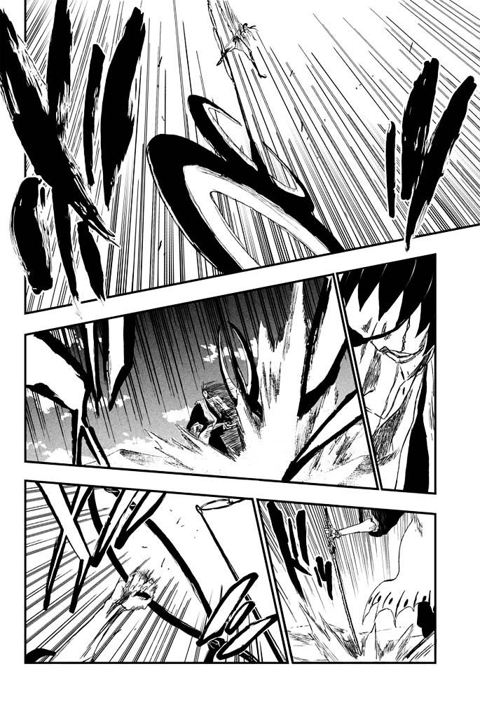 Bleach chapter 307 trang 13