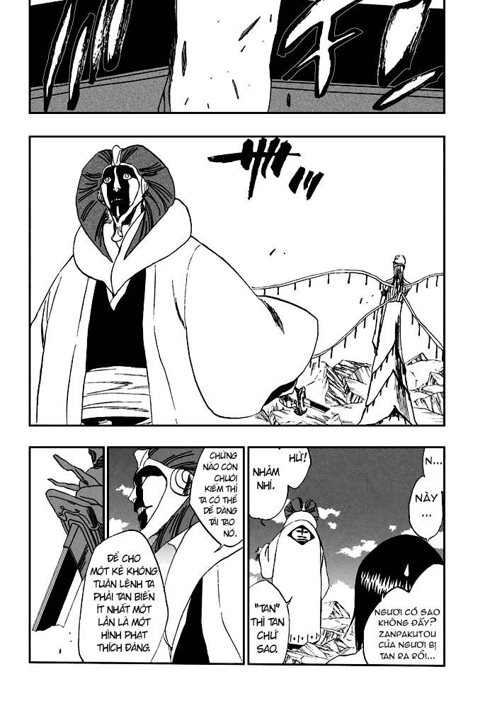 Bleach chapter 306 trang 10