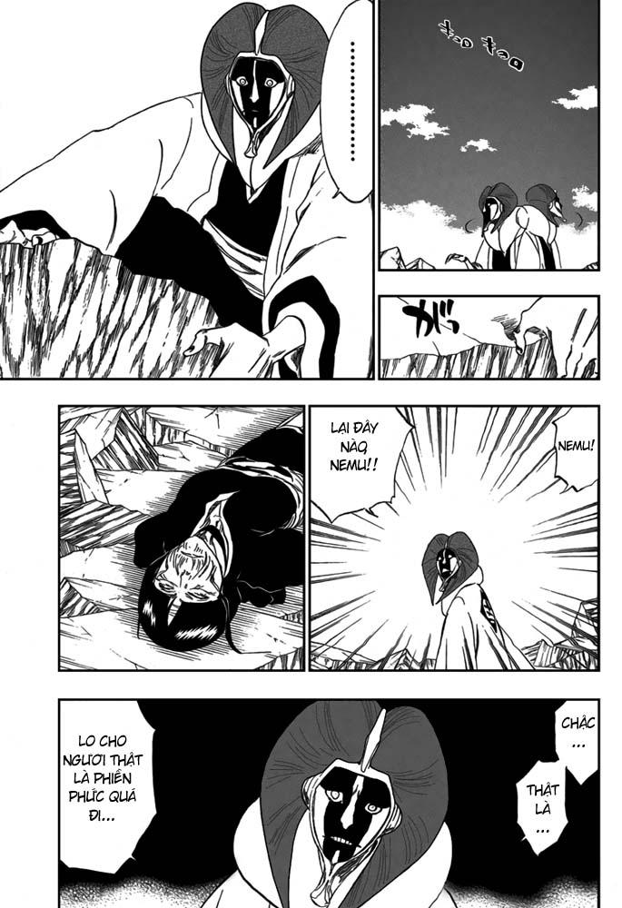 Bleach chapter 306 trang 11