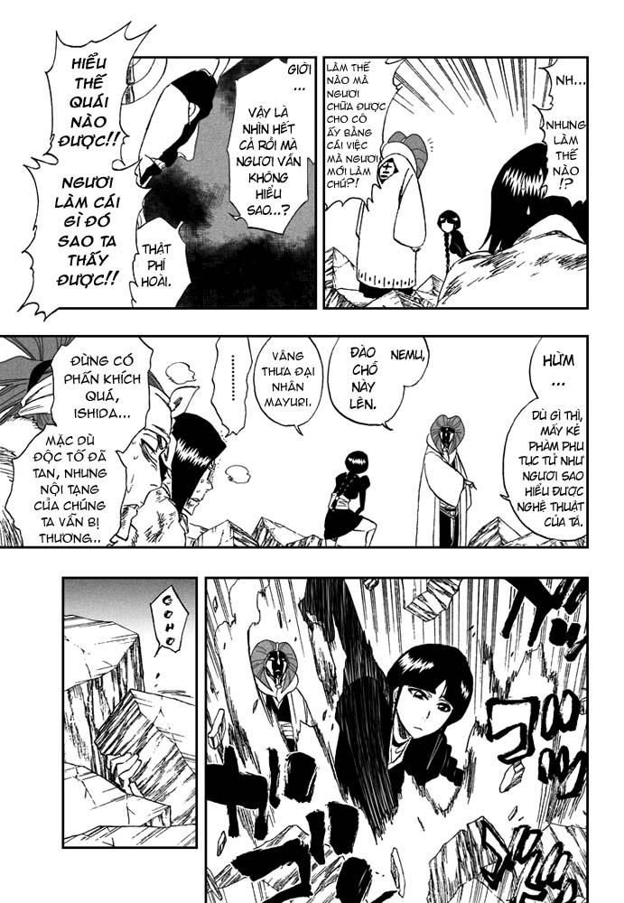 Bleach chapter 306 trang 13