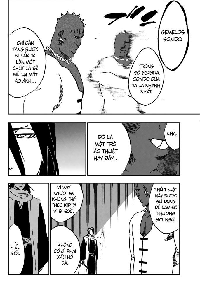 Bleach chapter 299 trang 14