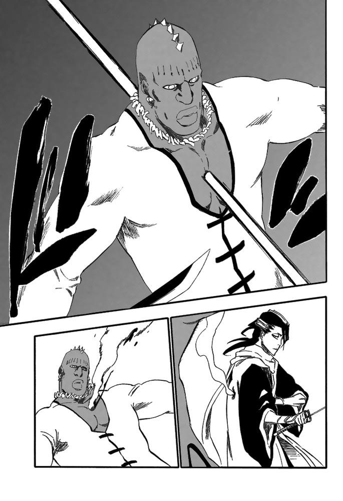 Bleach chapter 299 trang 17