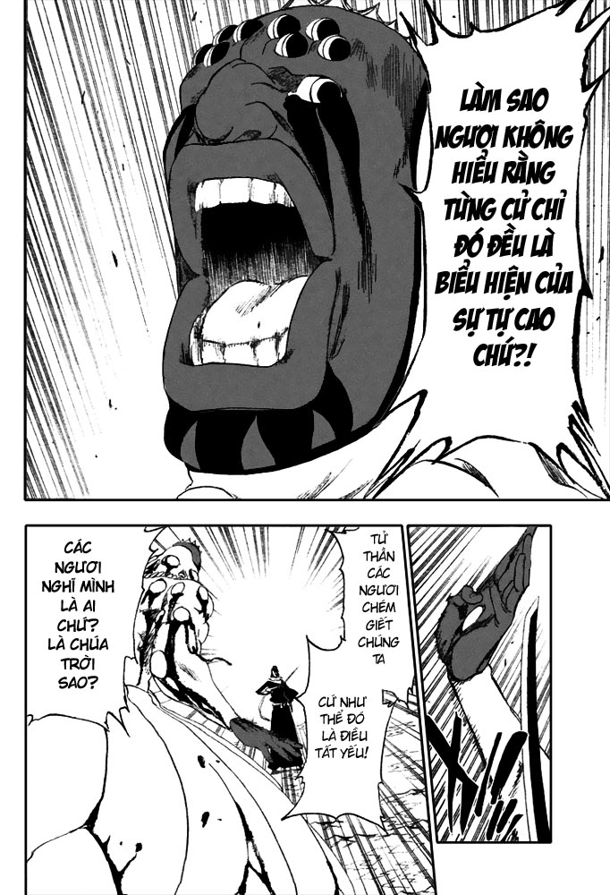 Bleach chapter 302 trang 13
