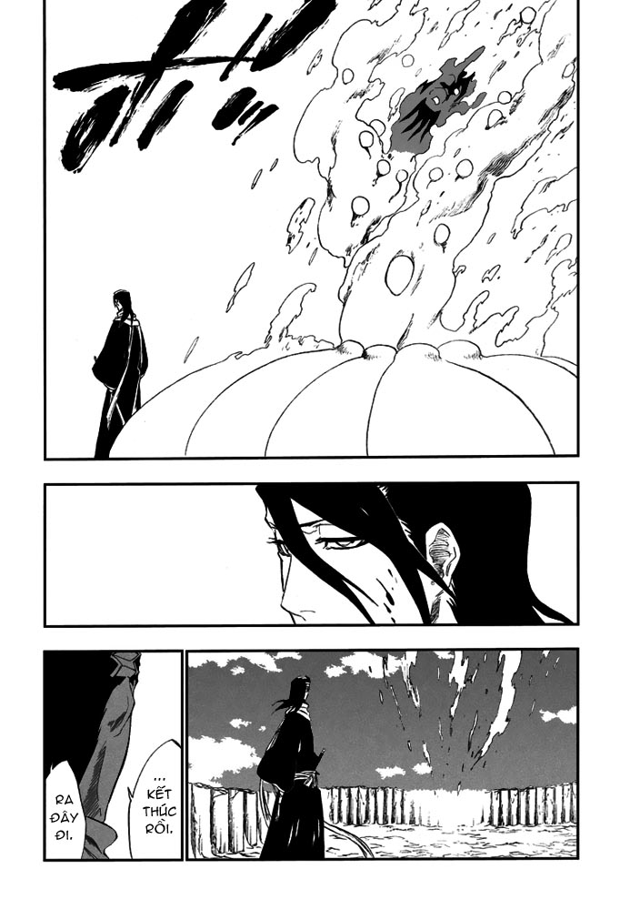 Bleach chapter 302 trang 19