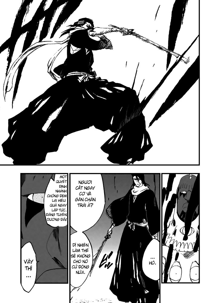 Bleach chapter 300 trang 17