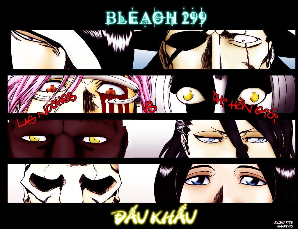 Bleach chapter 299 trang 1