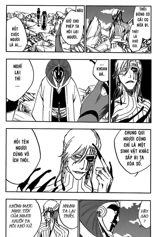 Bleach chapter 299 trang 7