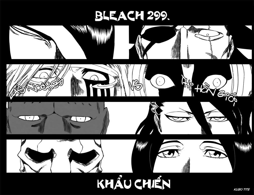 Bleach chapter 299 trang 9