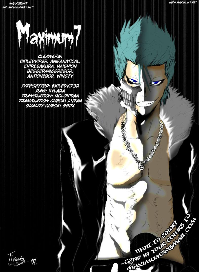 Bleach chapter 293 trang 2