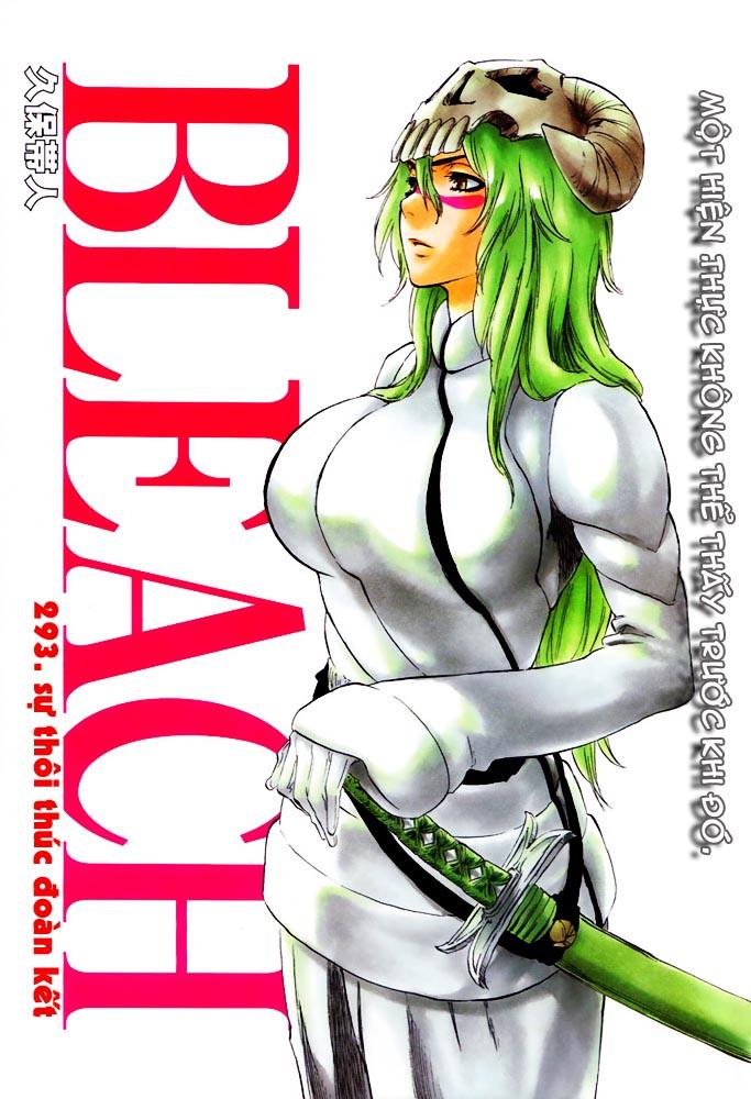 Bleach chapter 293 trang 3