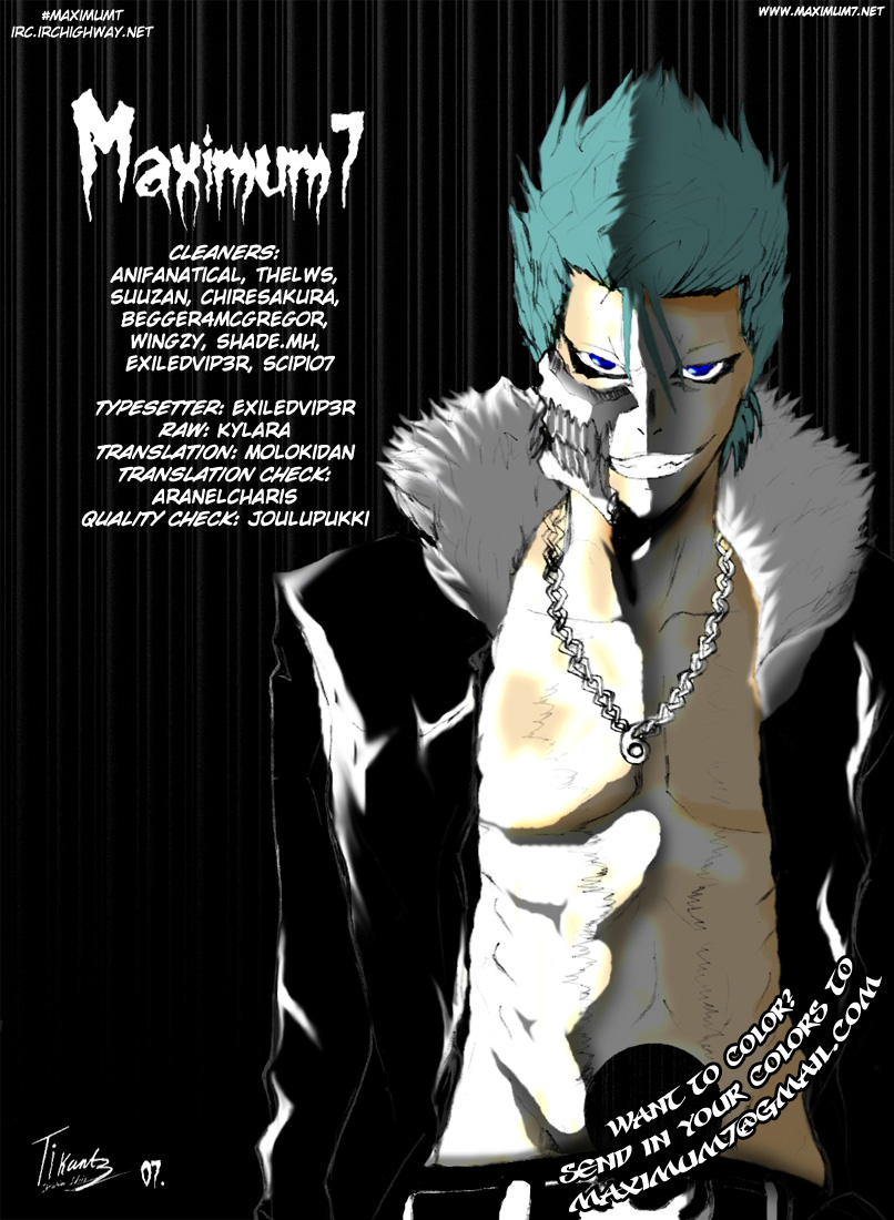 Bleach chapter 296 trang 2