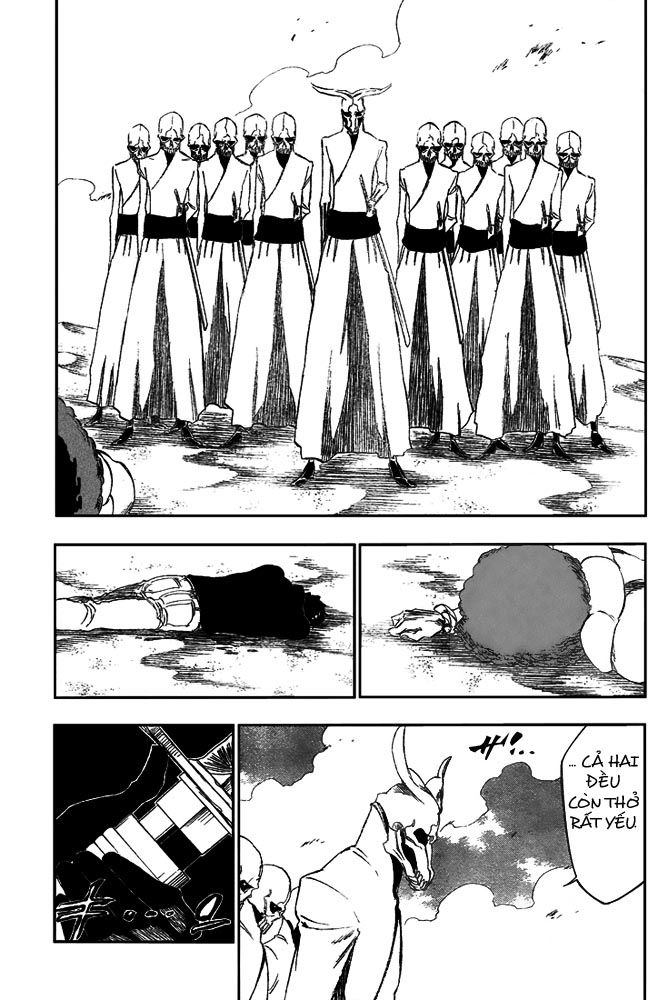 Bleach chapter 297 trang 15