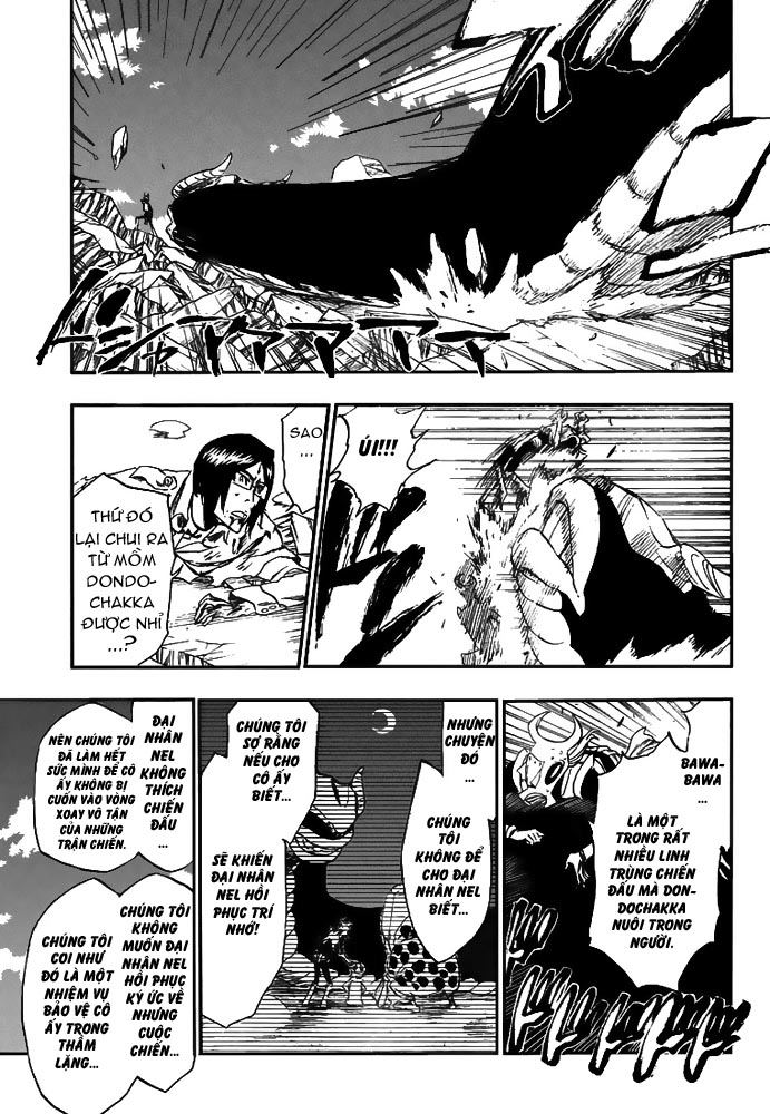 Bleach chapter 295 trang 14