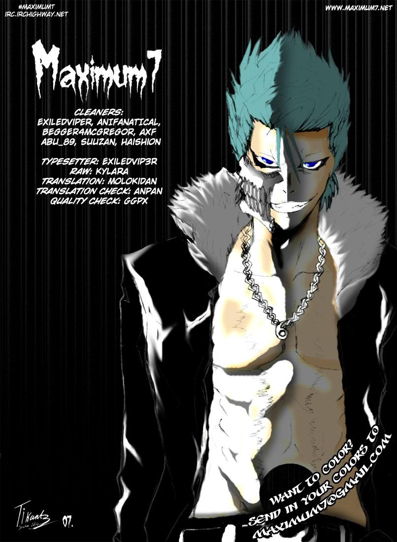 Bleach chapter 288 trang 2