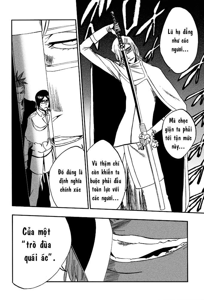Bleach chapter 288 trang 4