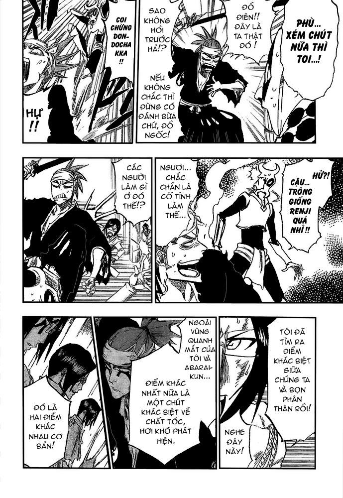 Bleach chapter 292 trang 12