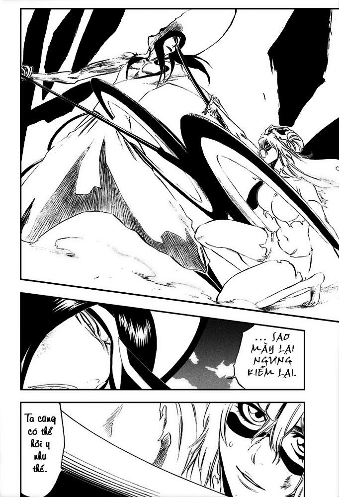 Bleach chapter 293 trang 21