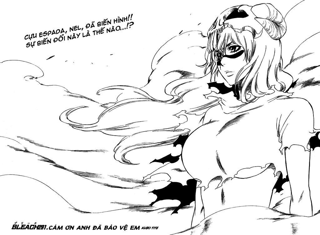 Bleach chapter 291 trang 6