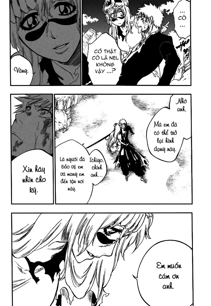 Bleach chapter 291 trang 12