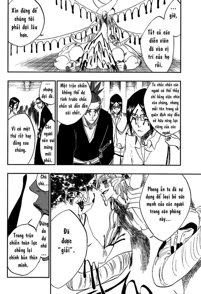 Bleach chapter 288 trang 15