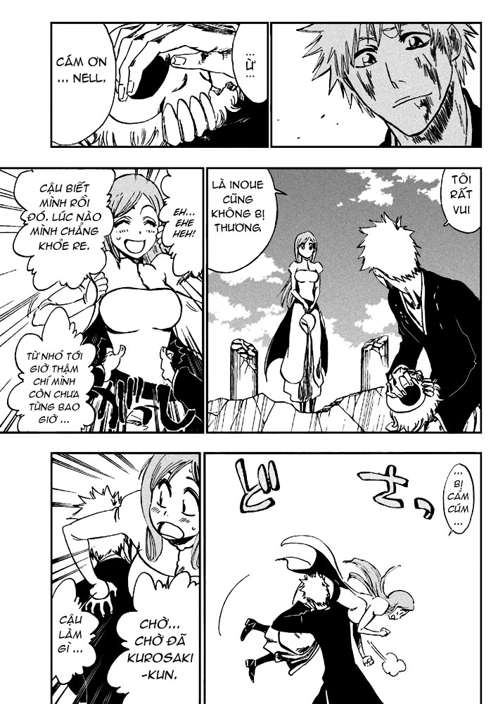 Bleach chapter 286 trang 9