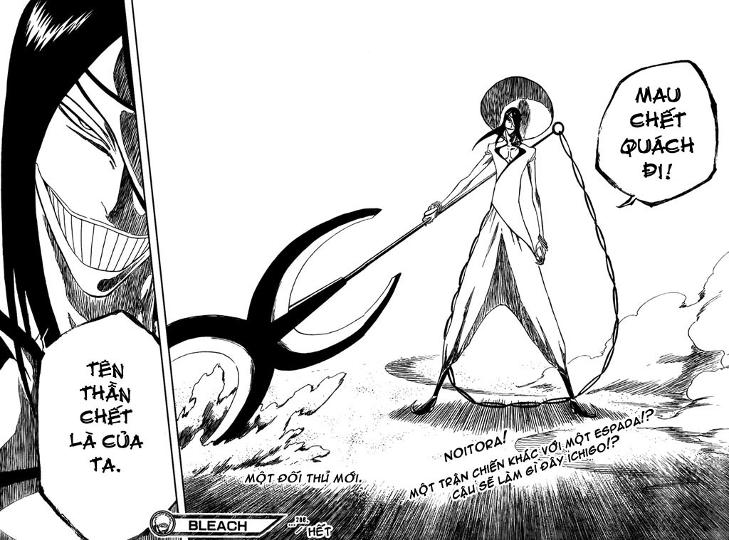 Bleach chapter 286 trang 21