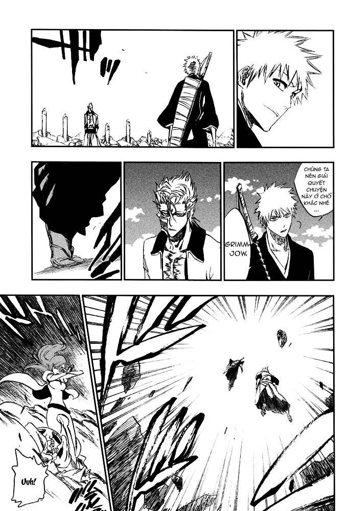 Bleach chapter 279 trang 4