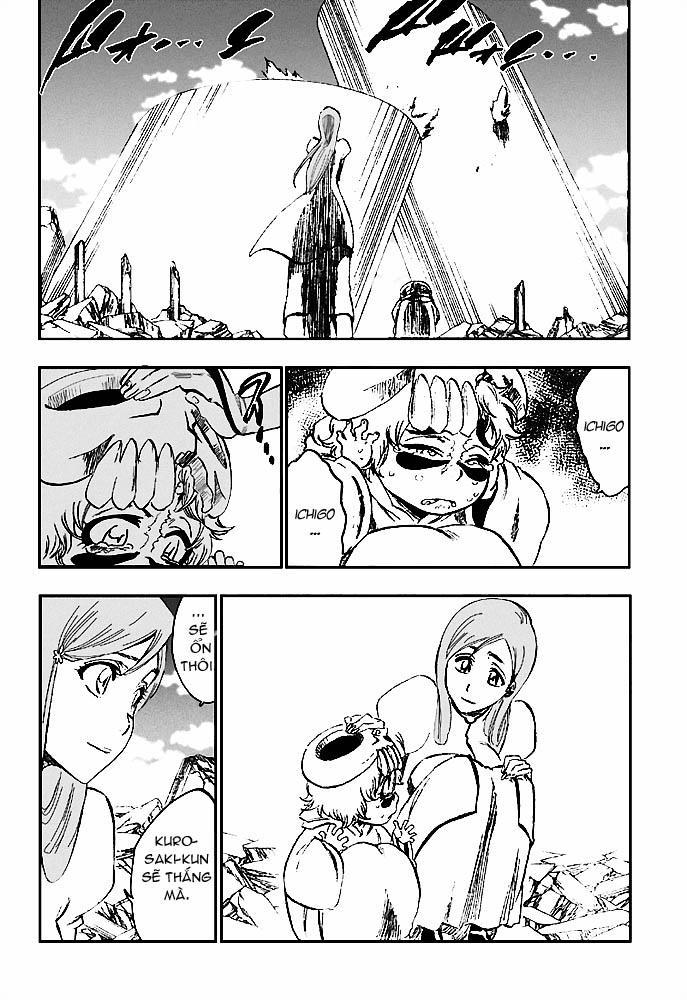 Bleach chapter 279 trang 11
