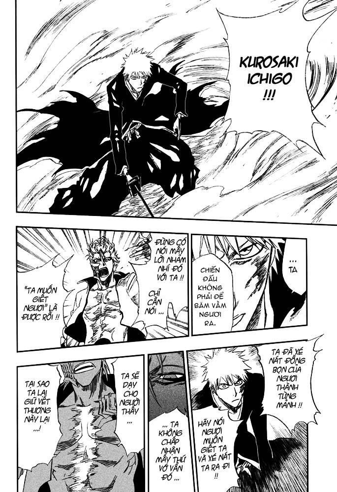 Bleach chapter 279 trang 19