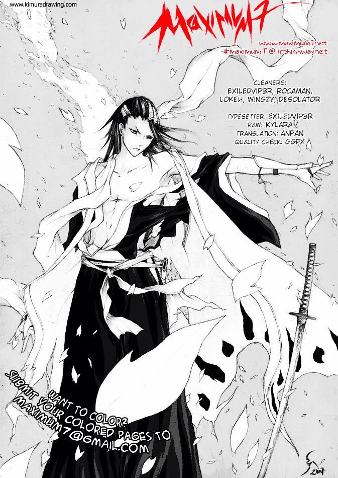 Bleach chapter 278 trang 1