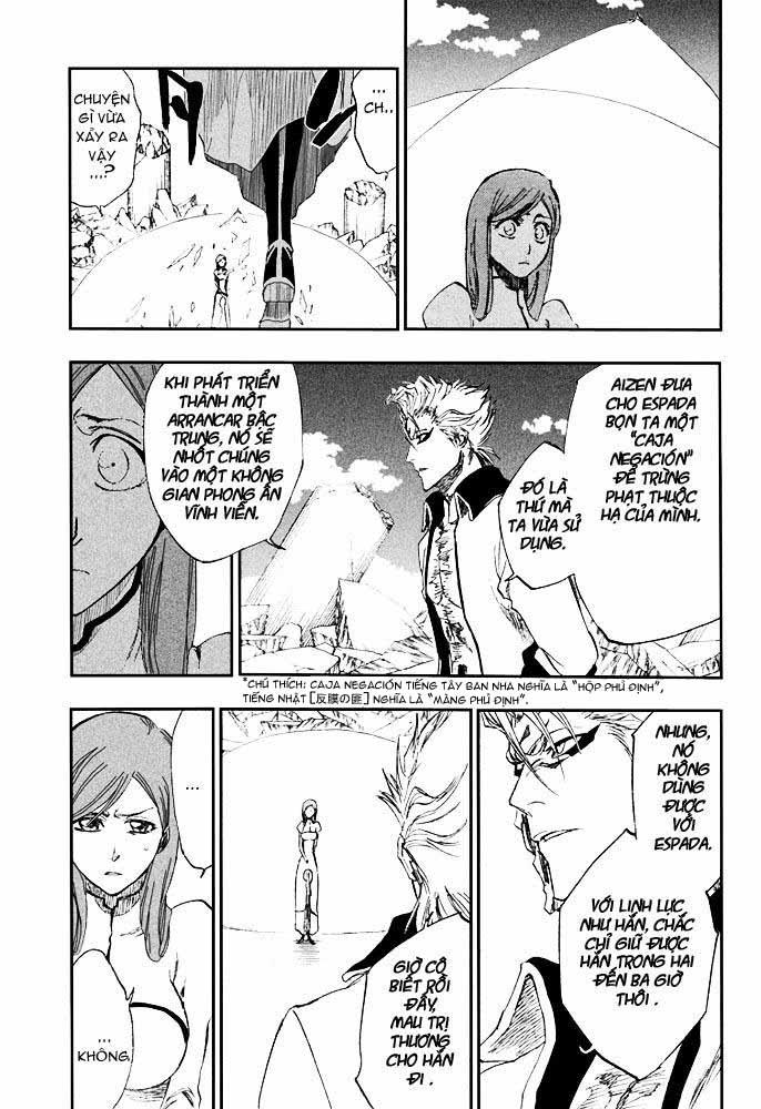 Bleach chapter 278 trang 16