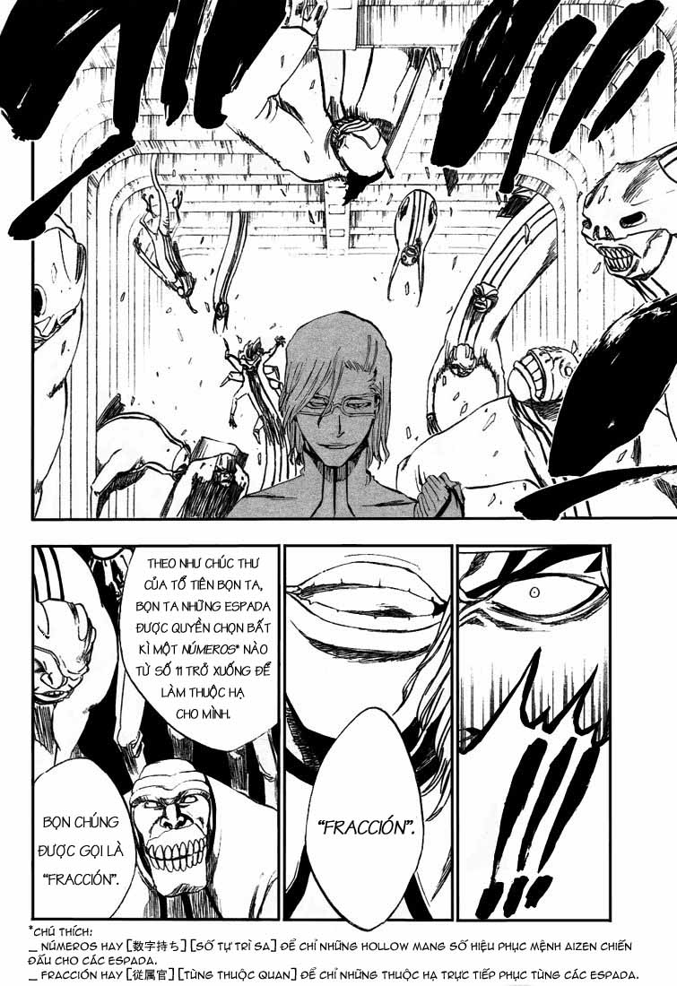 Bleach chapter 272 trang 16