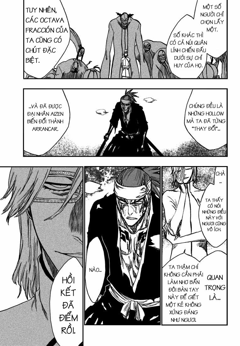 Bleach chapter 272 trang 17