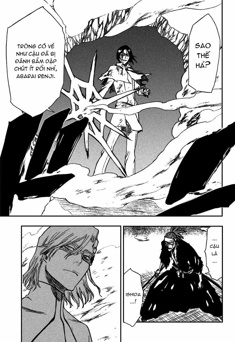 Bleach chapter 272 trang 19