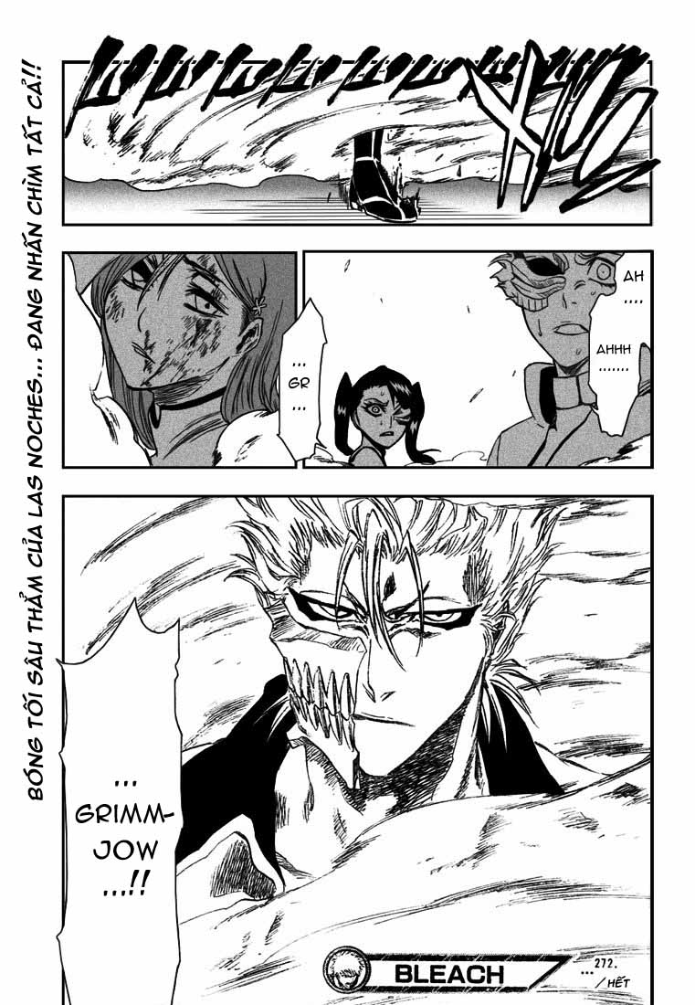 Bleach chapter 272 trang 23