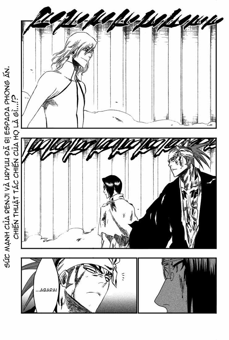Bleach chapter 275 trang 3