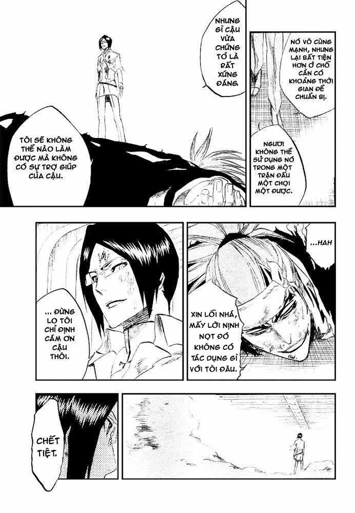 Bleach chapter 276 trang 6