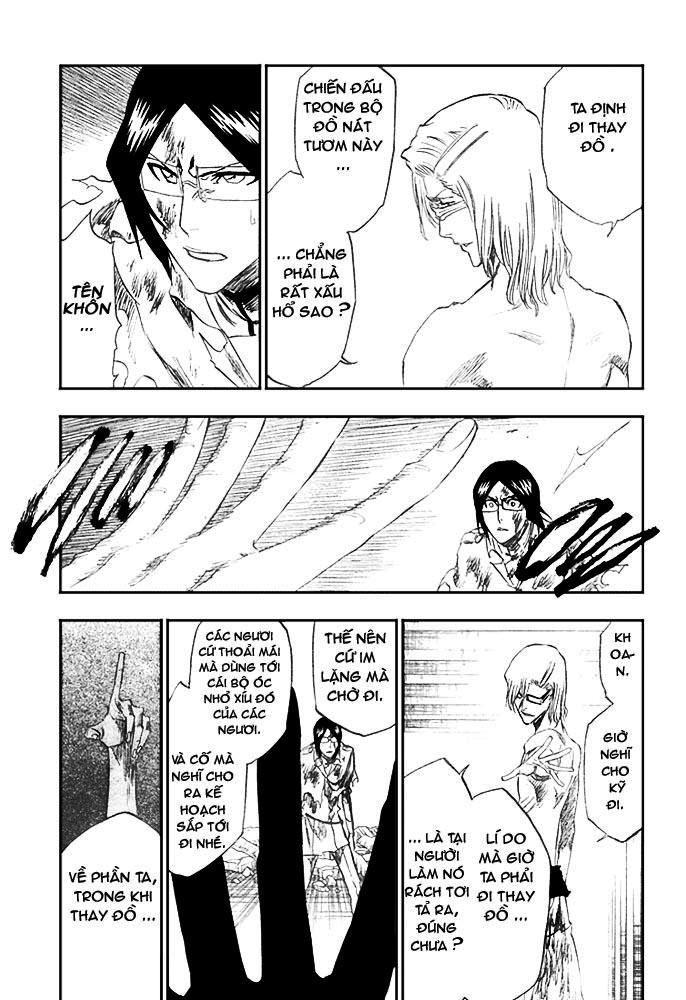 Bleach chapter 276 trang 14