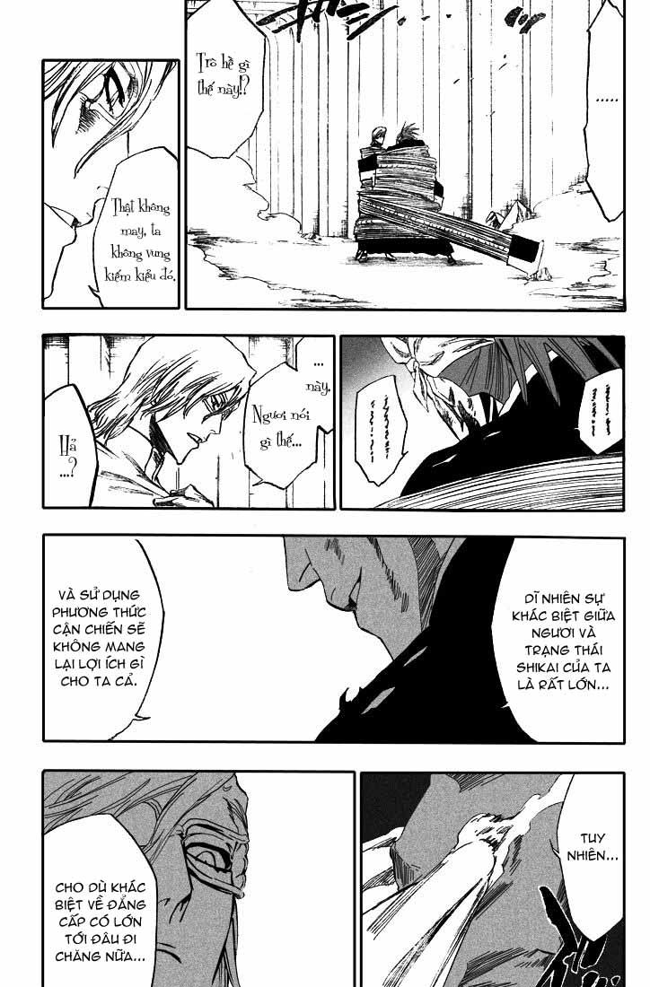 Bleach chapter 275 trang 15