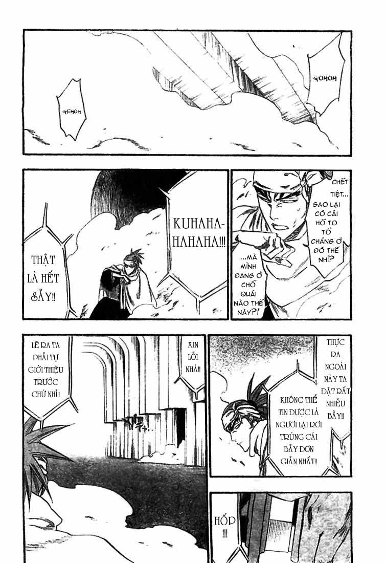 Bleach chapter 264 trang 22