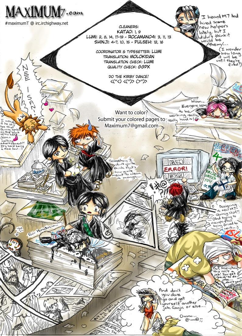 Bleach chapter 262 trang 1