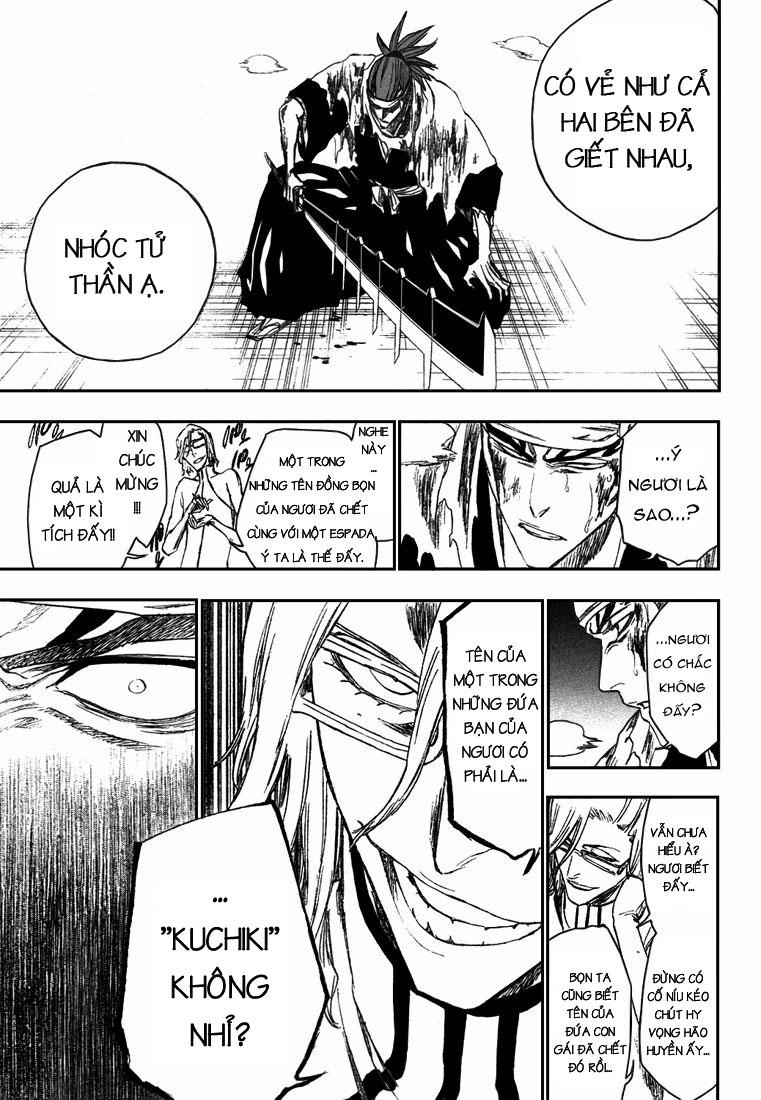 Bleach chapter 269 trang 15