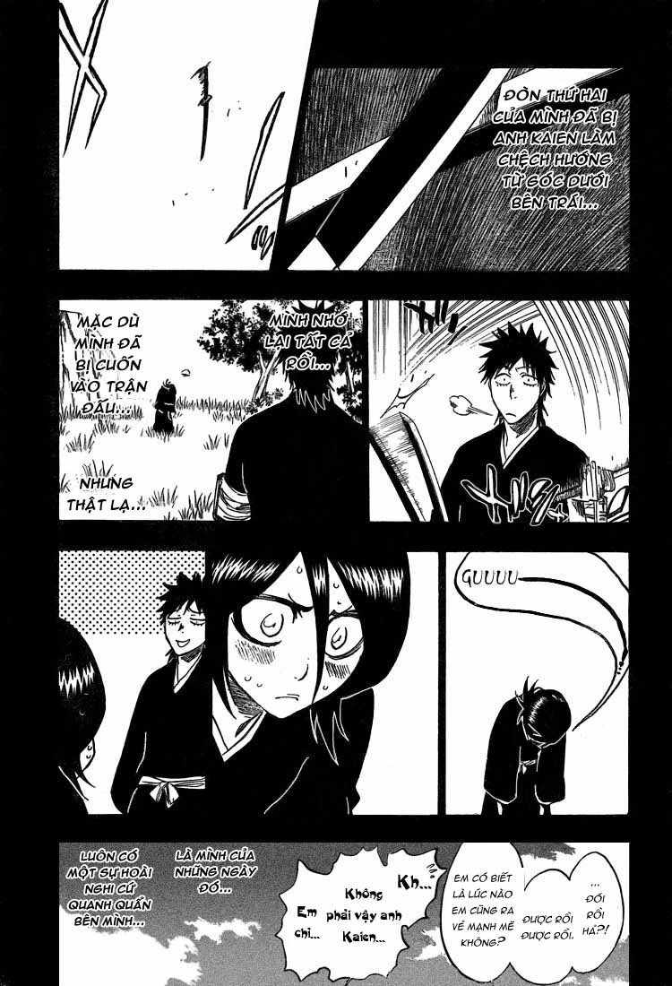 Bleach chapter 268 trang 10