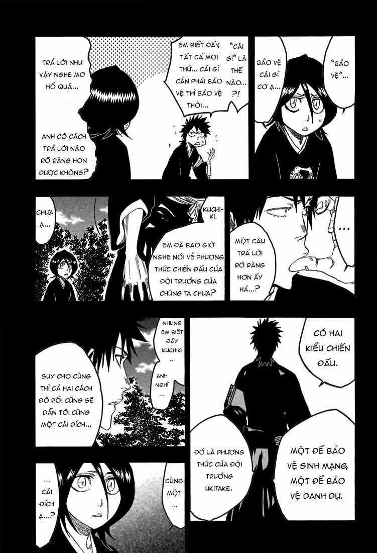 Bleach chapter 268 trang 12