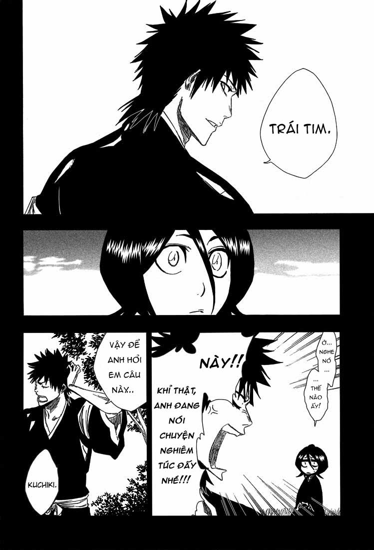 Bleach chapter 268 trang 13
