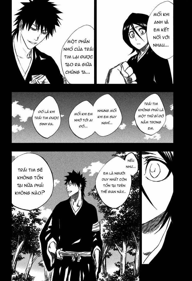 Bleach chapter 268 trang 15