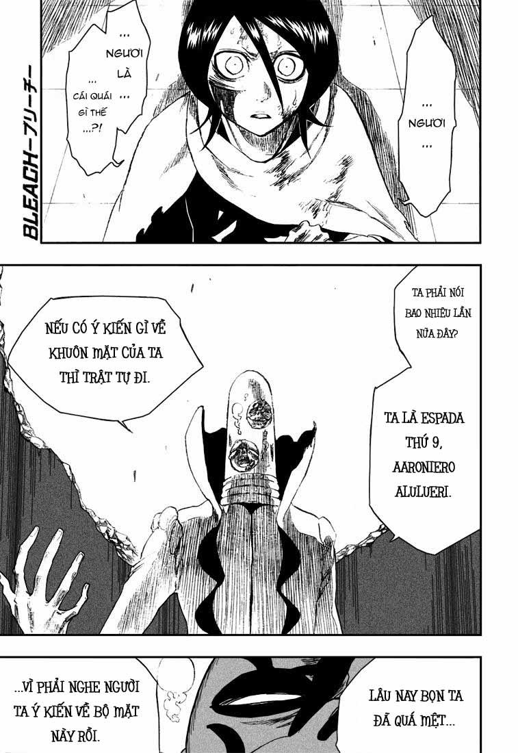 Bleach chapter 267 trang 3