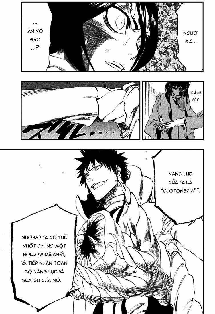 Bleach chapter 267 trang 11